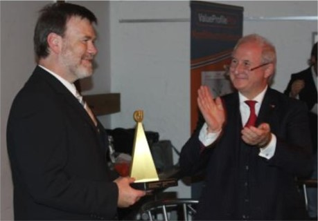 Karin Ferchl und Horst Veitl - Unternehmer des Jahres - Preisverleihung