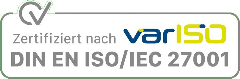 HR24.expert ValueProfilePlus ist zertifiziert nach DIN EN ISO/IEC 27001