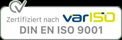 HR24.expert ValueProfilePlus ist zertifiziert nach DIN EN ISO/IEC 9001