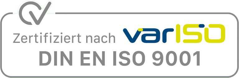 HR24.expert ValueProfilePlus ist zertifiziert nach DIN EN ISO 9001