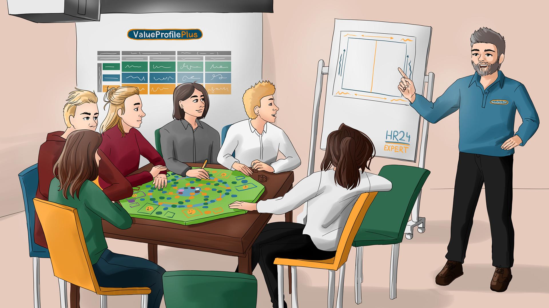 ValueCamp für ValueProfiler